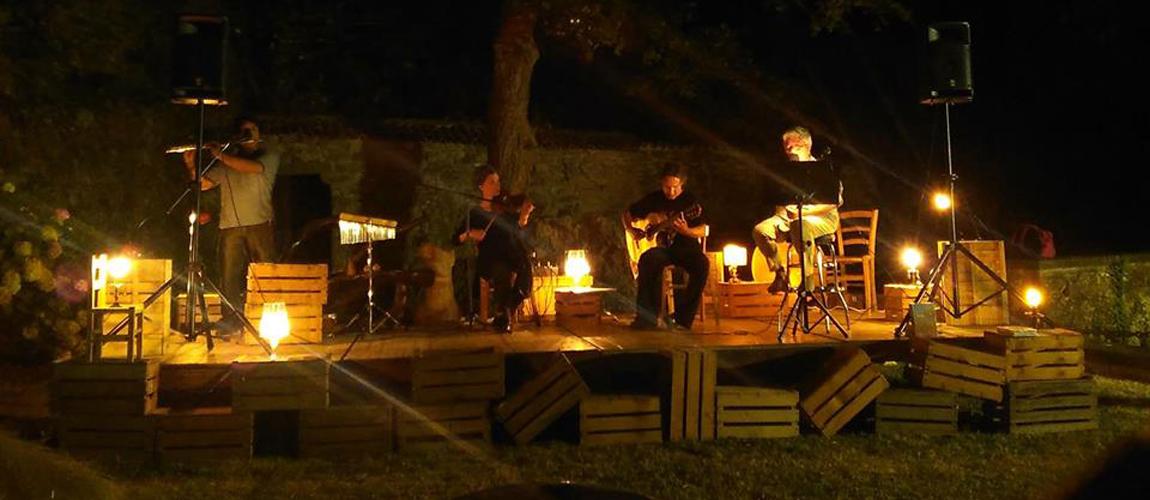 In concerto al Castello Dal Verme