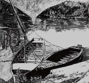 La bilancia sul Canal Bianco
