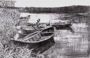 le barche in attesa 001